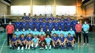 اردوی تیم ملی والیبال نوجوانان در آکادمی ملی المپیک آغاز شد