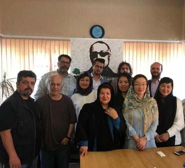 همکاری جشنواره شانگهای با کانون کارگردانان
