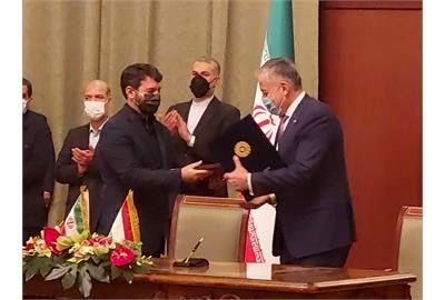 """امضای دو تفاهمنامه همکاری با وزارتخانههای """"تندرستی و حفظ اجتماعی"""" و """"محنت،مهاجرت و شغل"""""""