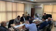 نشست سرپرست سازمان لیگ با نمایندگان چهار تیم صعود کننده