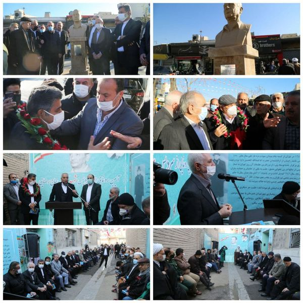 یاد پهلوانان شهر در جنوب تهران زنده شد