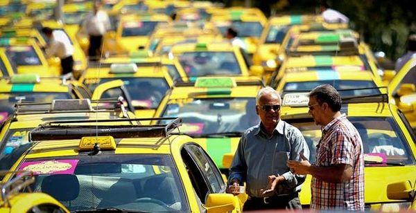 خبرخوش شهرداری برای رانندگان تاکسی