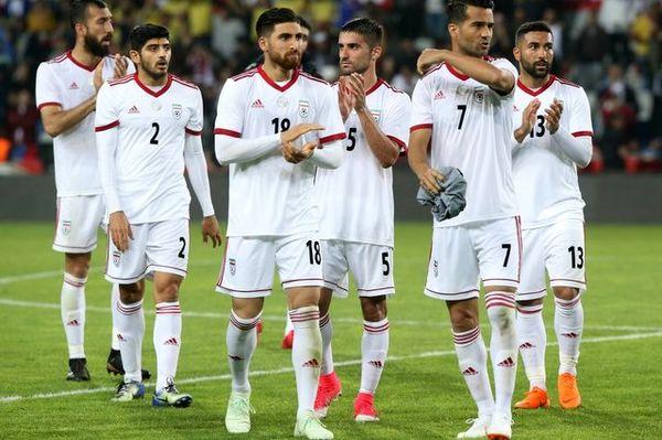 خط خوردن رامین رضاییان از تیم ملی با سبک جدید ! +عکس