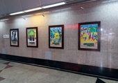 مسابقه نقاشی «شهری که من دوست دارم از پشت پنجره خانهمان ببینم» در منطقه سه
