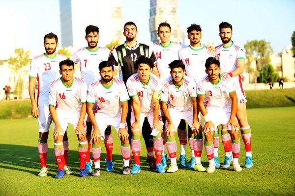 ترکیب تیم فوتبال المپیک ایران اعلام شد