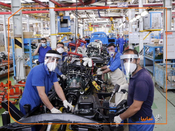 تولید خودروهای تجاری سبک در زامیاد از ۳۰ هزار دستگاه عبور کرد