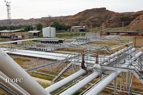 برد الکترونیکی شیر های کنترلی در شرکت بهره برداری نفت و گاز غرب طراحی و ساخته شد