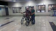 امکان سفر ترکیبی دوچرخههای معمولی با مترو از ساعت ابتدایی صبح تا ۶:۱۵