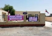 مراسم غبار روبی بسیجیان شهرداری منطقه یک برگزار شد
