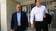 ویلموتس از نیمکت تیم ملی ایران دور شد