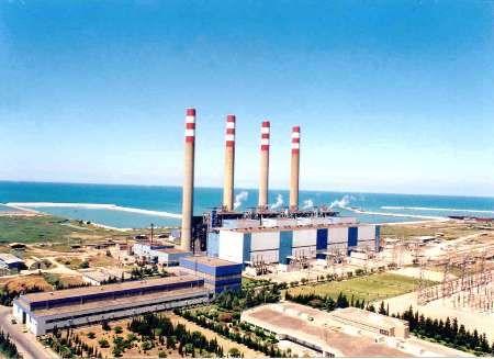 نیروگاه بندرعباس پیشرو در قطعات ساخت داخل نیروگاهی کشور
