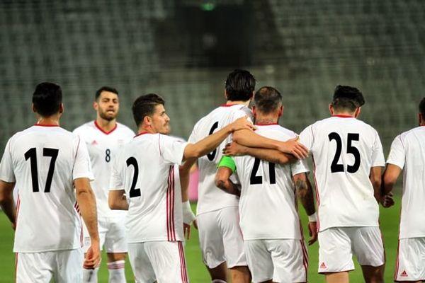 تمرین تیم ملی در ترکیه+عکس
