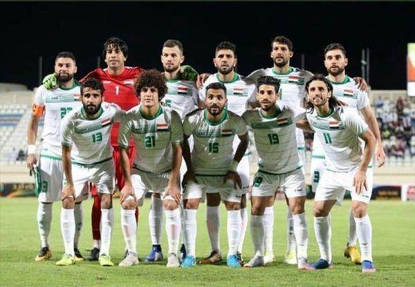 بازیکنان ذخیره عراق مقابل ایران بازی میکنند!