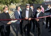 پروژه  ۳۵ متری شهید افتخاری در شمال تهران به بهره برداری رسید