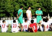 اعلام برنامه تمرینات تیم فوتبال امید