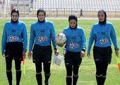 اولین دوره لیگ برتر فوتبال زنان عربستان +عکس