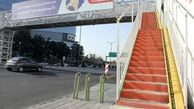 پلهای عابر پیاده  منطقه2 به مسیر دوچرخه شد
