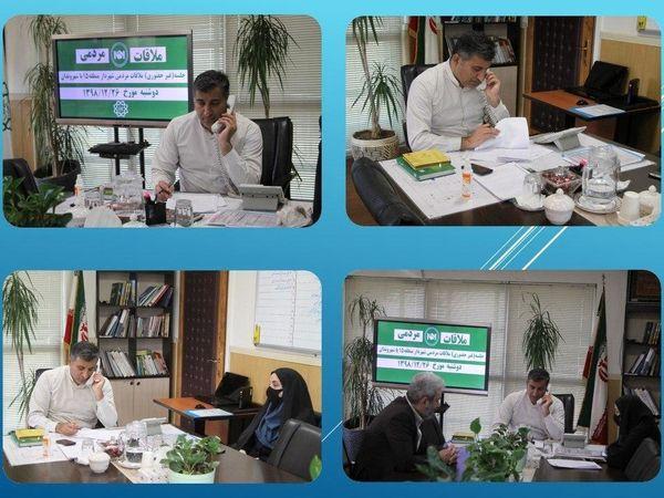 رسیدگی تلفنی شهردار منطقه ۱۵ به درخواست شهروندان