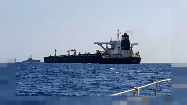 کارکنان نفتکش توقیف شده ایران در جبل الطارق آزاد شدند