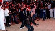 جشن خیابانی مردم قطر بعد از برد امارات+ عکس