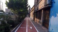 احداث 27کیلومتر مسیر دوچرخه در افق 5ساله منطقه9