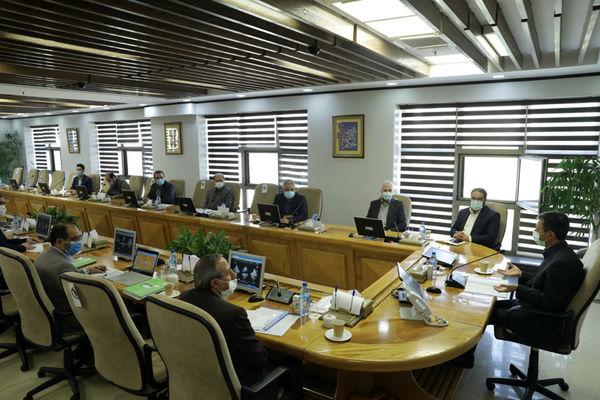 مجمع عمومی سالانه هلدینگ برق و انرژی صبا برگزار شد