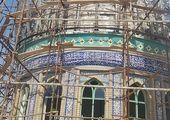اتمام عملیات مرمت مسجد تاریخی شیخ فضل الله نوری در منطقه 12