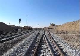 بازدید از محل سوختگیری ایستگاه گارمانوری راه آهن استان قم