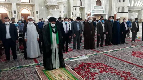 تجدید میثاق کارکنان صندوق بازنشستگی کشوری با آرمانهای امام خمینی(ره)