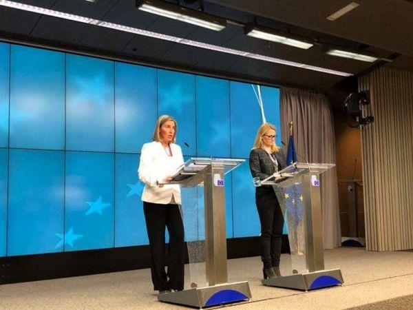تعهد سه کشور اروپایی به ایجاد اطمینان نسبت به تحقق اهداف برجام