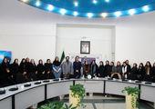 برگزاری جلسه شورای معاونین و مدیران شهرداری منطقه ۱۵ به صورت ویدئو کنفرانس