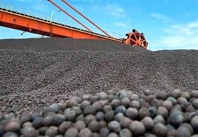 عرضه 25 هزار تن گندله سنگ آهن در تالار محصولات صنعتی و معدنی
