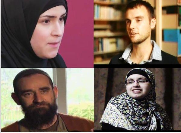 تازه مسلمانان از «سفر من به اسلام » می گویند