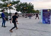 ایمن سازی  فضاهای بی دفاع و ناامن شهری برای بانوان شمال شرق تهران