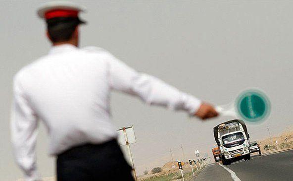 تشکیل تیمهای مشترک پلیس و شهرداری برای کنترل معاینه فنی کامیونها