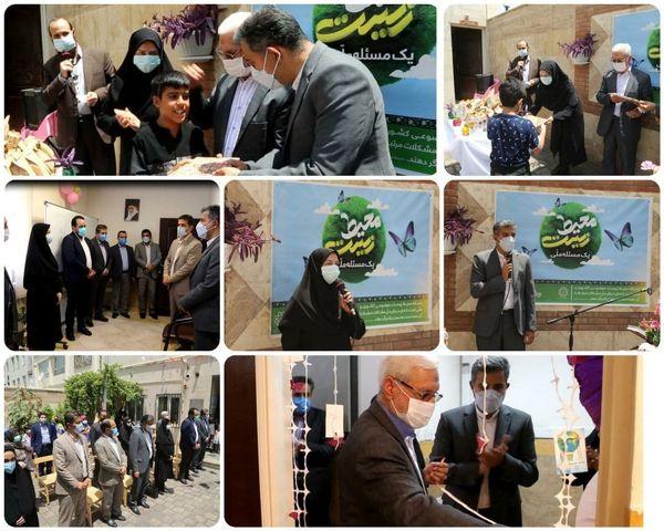 افتتاح نخستین خانه محیط زیست منطقه 15 در محله ابوذر