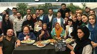 تولد فوق لاکچری سام درخشانی + عکس
