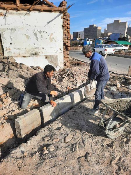 بازسازی کامل 65 انهار معابر محلات جنوب پایتخت