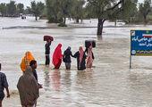 آخرین وضعیت سیل در منطقه آزاد چابهار
