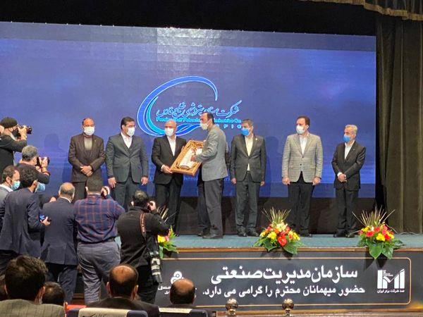 هلدینگ صنایع پتروشیمی خلیج فارس به عنوان برترین شرکت ایران در سال 98 انتخاب شد