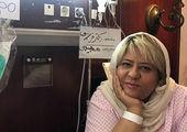 آقای بازیگر بستری در بیمارستان +عکس