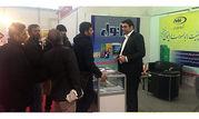 حضور شرکت نفت ایرانول در یازدهمین نمایشگاه صنعت سیمان و صنایع وابسته