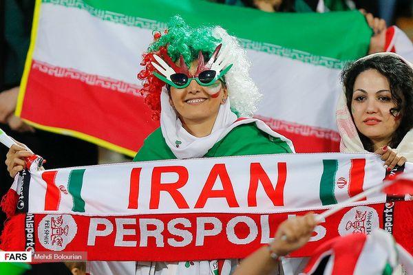 بازتاب حضور زنان ایرانی در ورزشگاه در رسانههای جهان