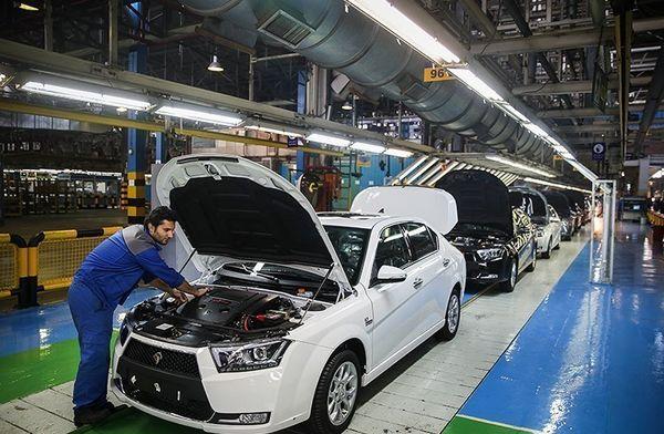 آغاز مرحله سوم پیش فروش محصولات ایران خودرو