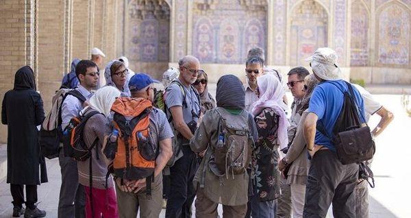 ۳۰ کشور بازار هدف گردشگری ایران هستند