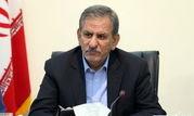 جهانگیری انتصاب فرمانده جدید سپاه را تبریک گفت