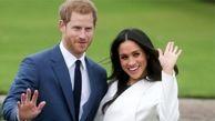 وان حمام زوج سلطنتی انگلیس سوژه رسانهها شد + عکس