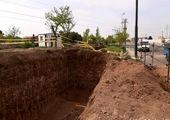 شهردار منطقه یک از مراحل پایانی رفیوژ سبز خیابان شریعتی بازدید کرد
