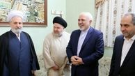 ظریف با نماینده آیت الله سیستانی دیدار کرد