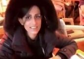 ژست دختر مهران مدیری+عکس